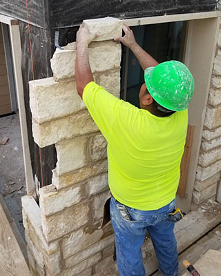 Stone Veneer Applications Austin, TX
